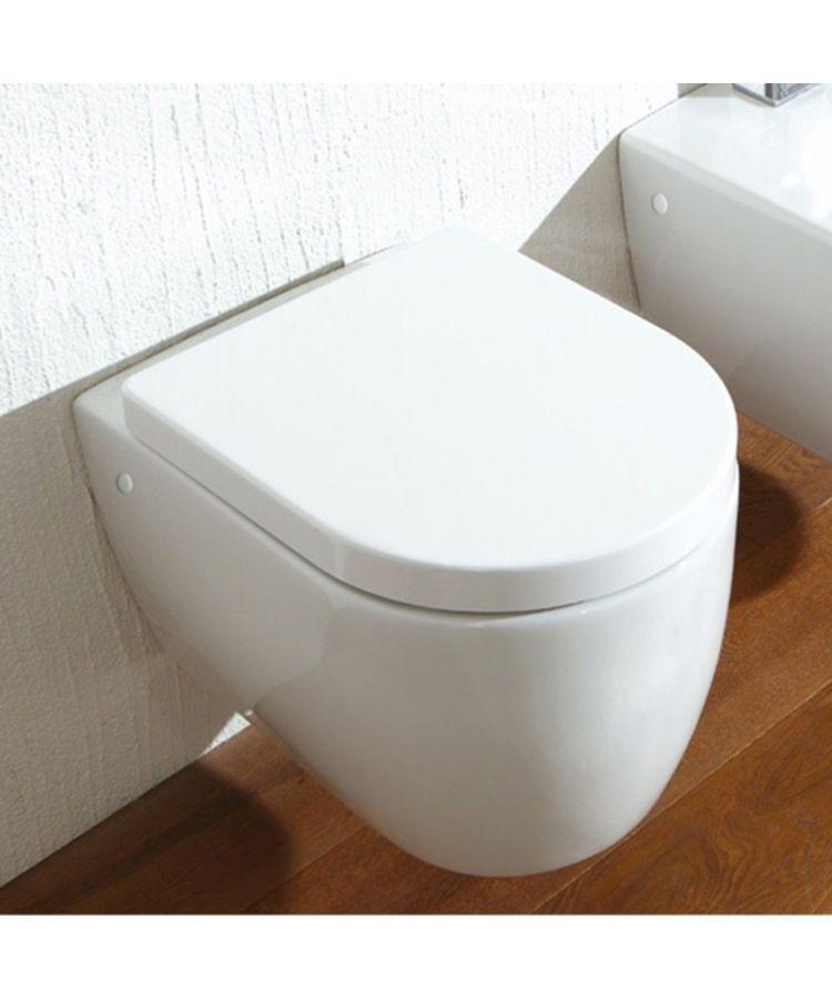 Vas WC Suspendat Skip Design Modern Cu Capac