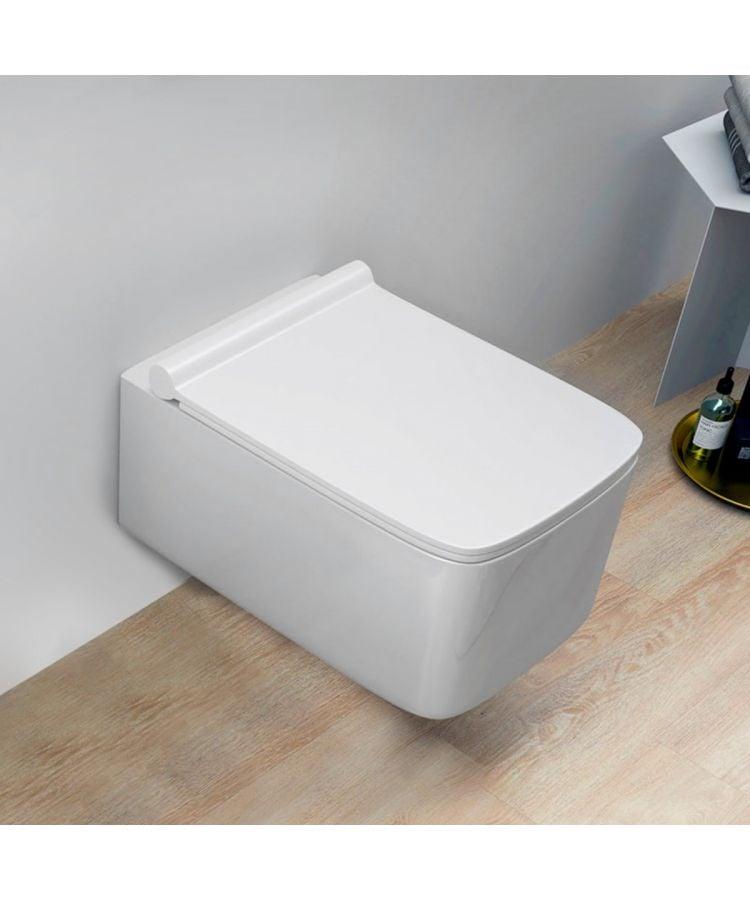 Vas WC Brenta Rimless cu Capac Soft-Close