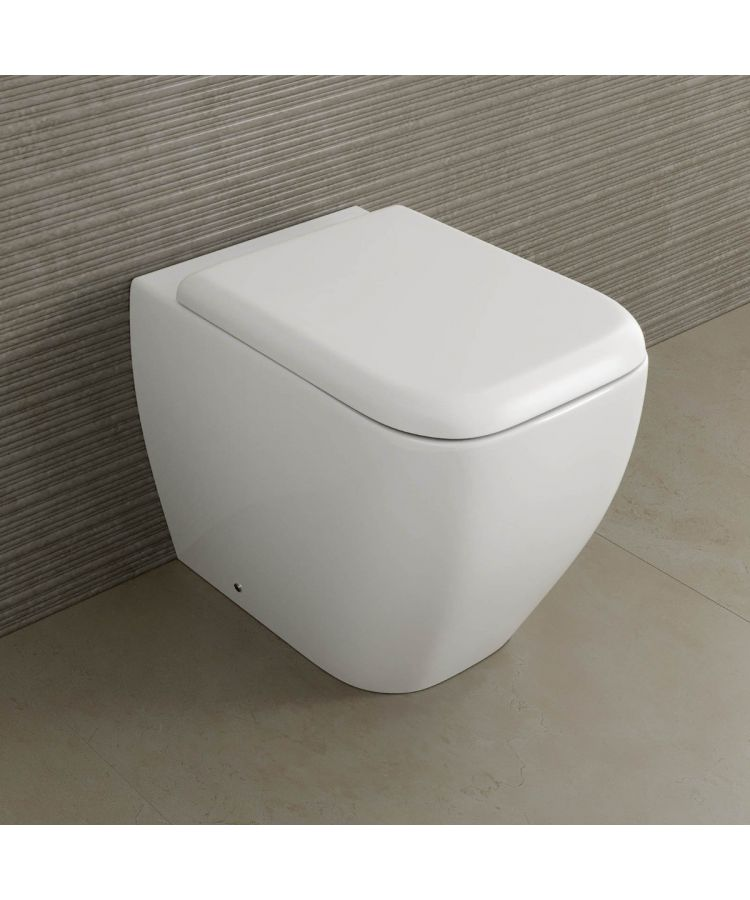 Vas WC Metropolitan Cu Capac Soft Close