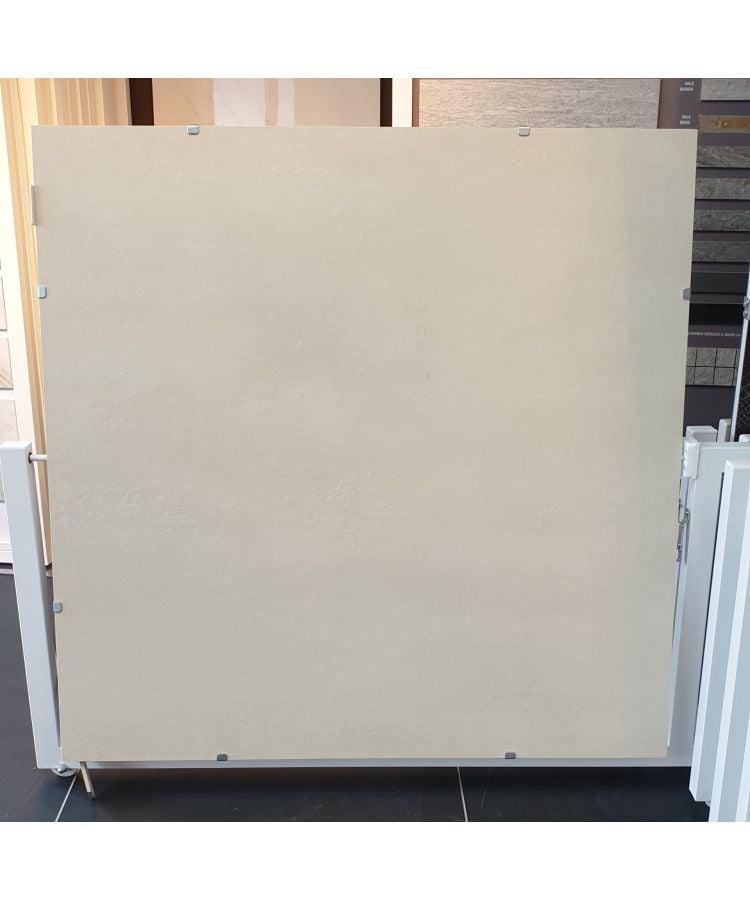 Gresie portelanata Gigacer Concrete White 120x120 cm