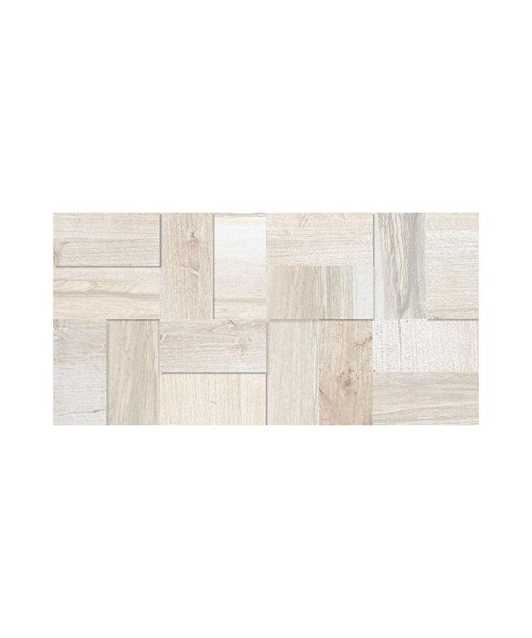 Mozaic 3D Saloon SA1 Beige 30x30 cm