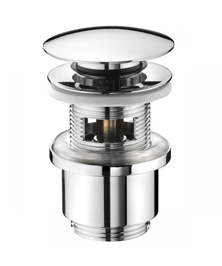 Ventil Lavoar/Bide Click Clack Cromat