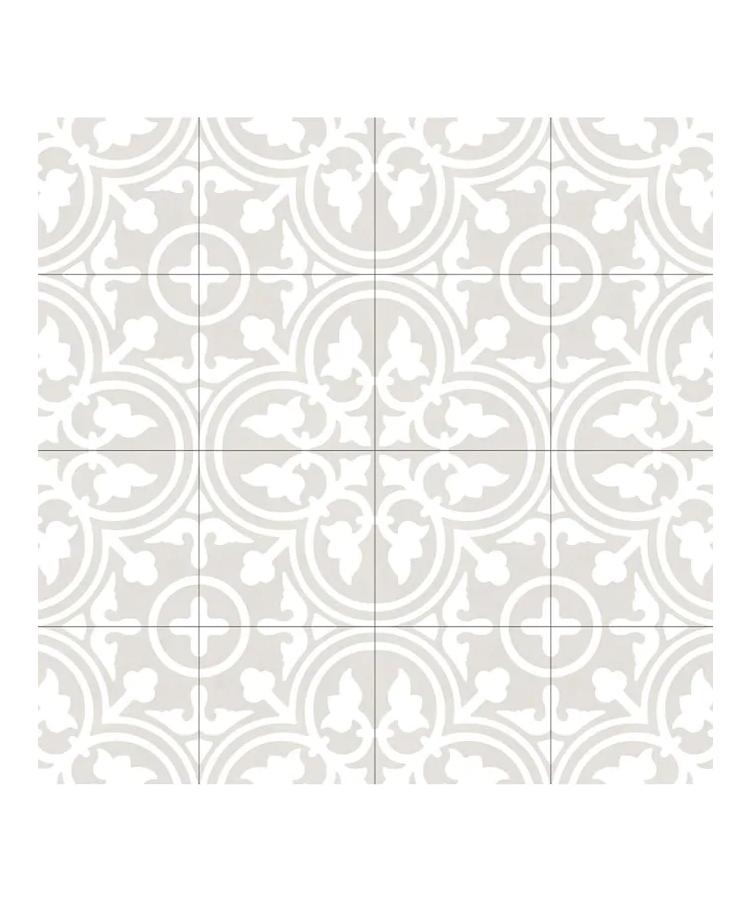 Gresie Decorata Anabelle Grey 20x20