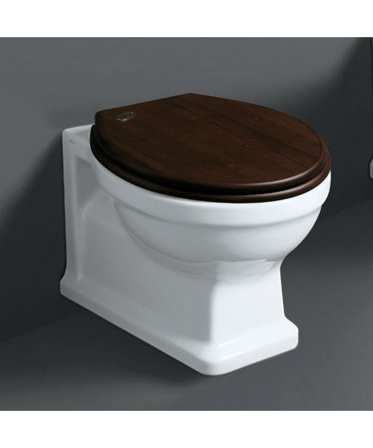 Vas WC Suspendat Design Retro Simas Londra
