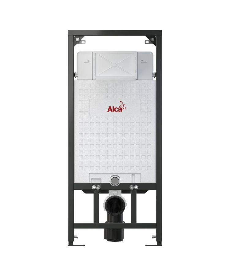 Rezervor Pentru WC Suspendat Alcaplast Cu Clapeta