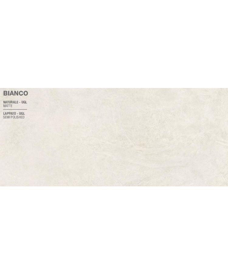 Gresie Spatula Bianco Mat