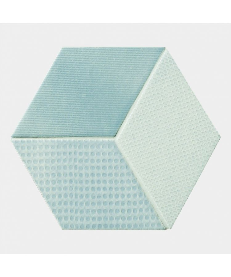 Gresie Mutina TEX by Raw Edges-Blue