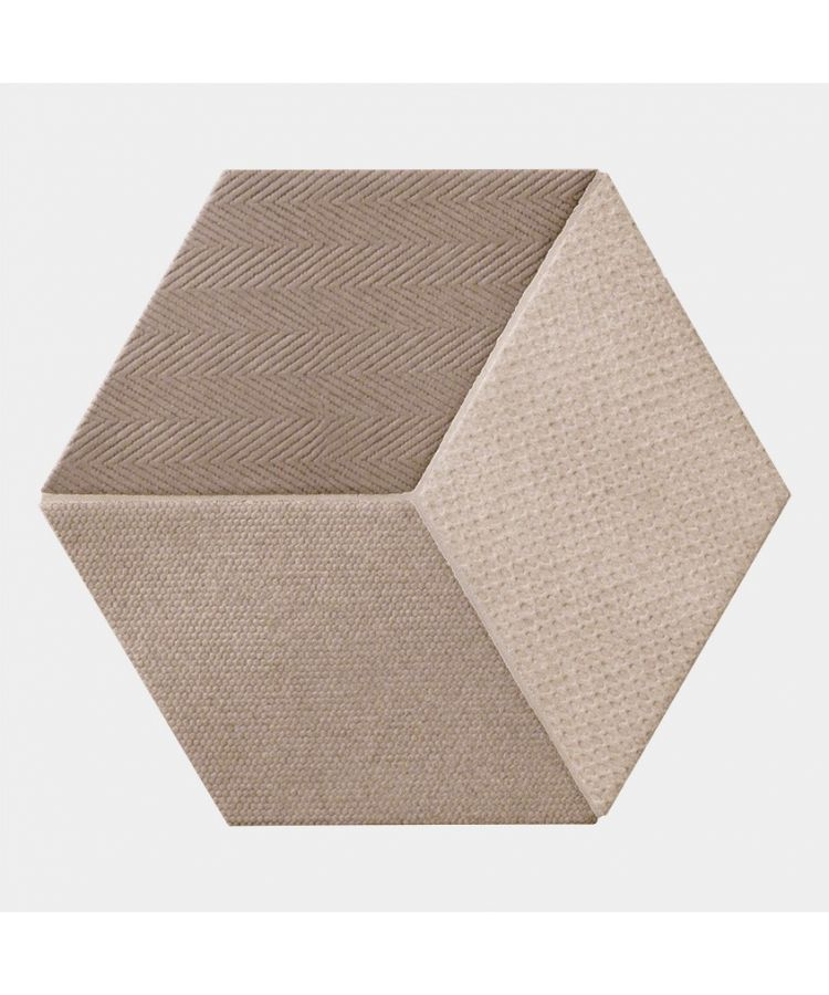 Gresie Mutina TEX by Raw Edges-Brown