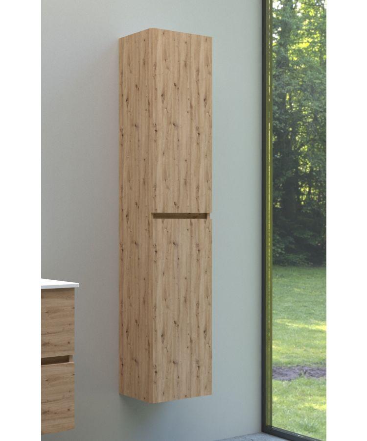 Coloana Mobilier Baie Harmony Rovere Nodato H162/34x32 cm