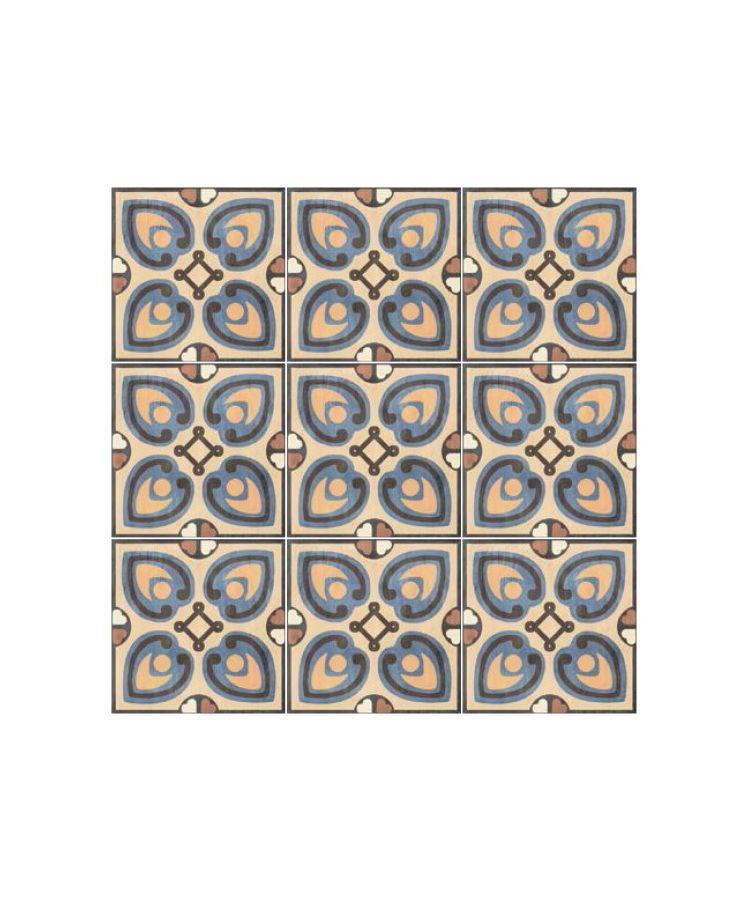 Gresie si faianta Patchwork Colors 20x20-02