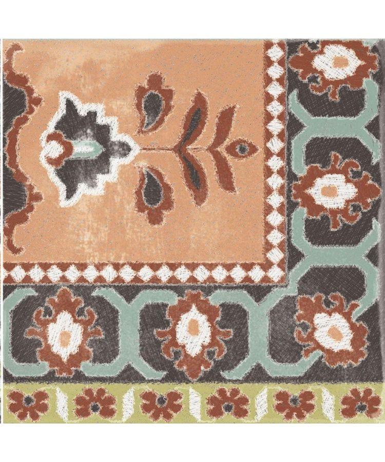 Gresie Play Carpet Mix Multicolor 20x20 cm