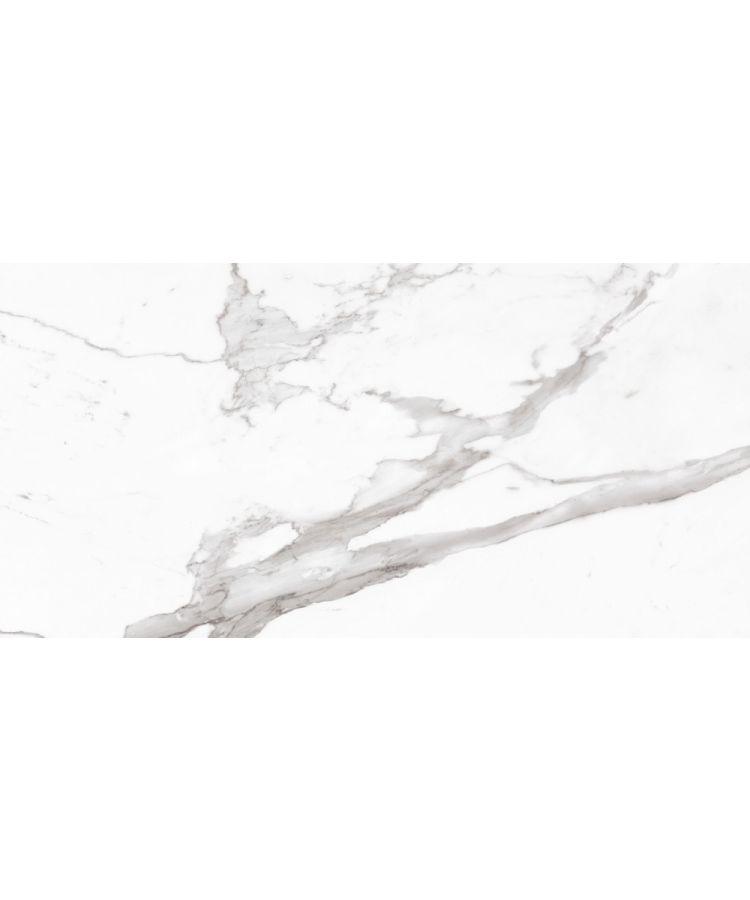 Gresie Statuario Lux Semi-Lucios 80x160 cm