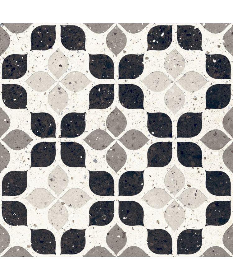 Gresie Frammenti FR10 Bianco Fiore 20x20