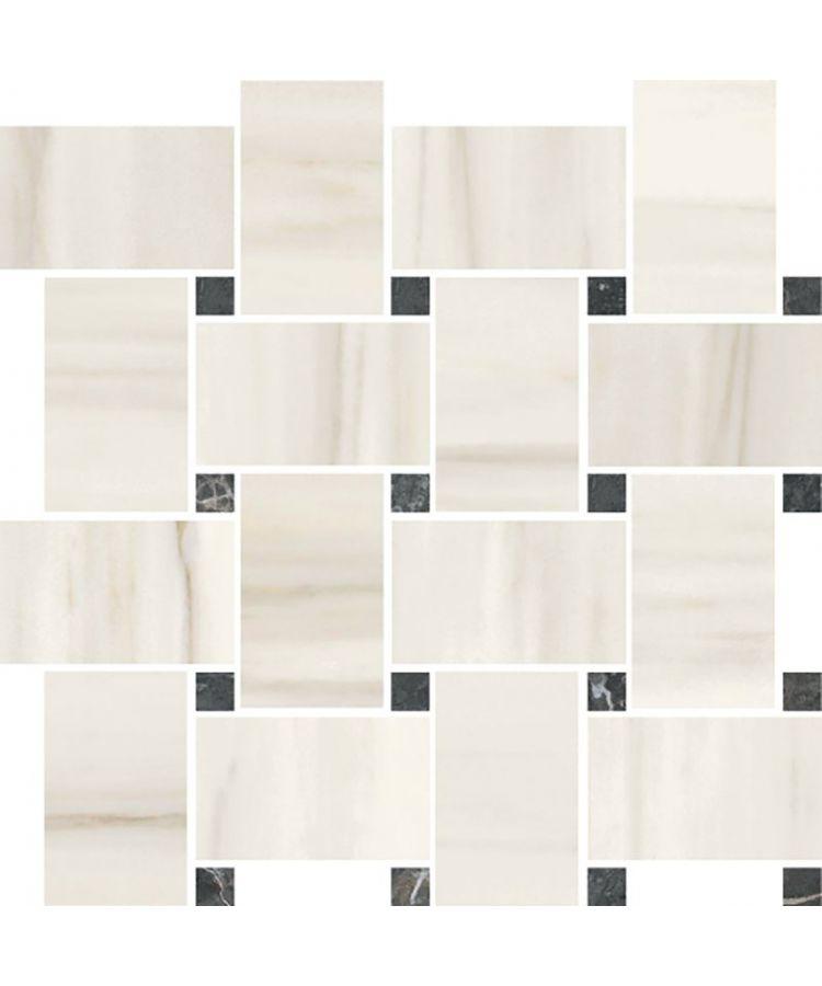 Mozaic pe plasa Boutique Intreccio Shine HBO 1 30x30 cm