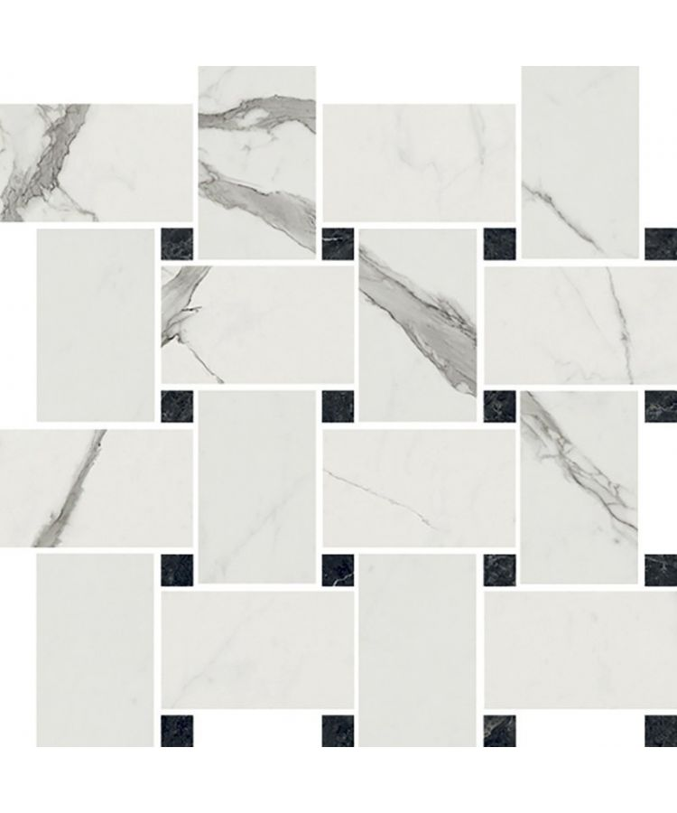 Mozaic pe plasa Boutique Intreccio Shine HBO 20 30x30 cm