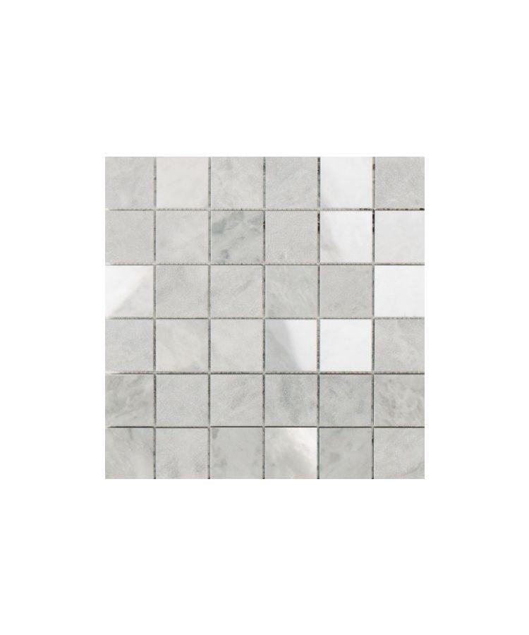 Mozaic pe plasa Grigio Versilia Mix 30x30 cm
