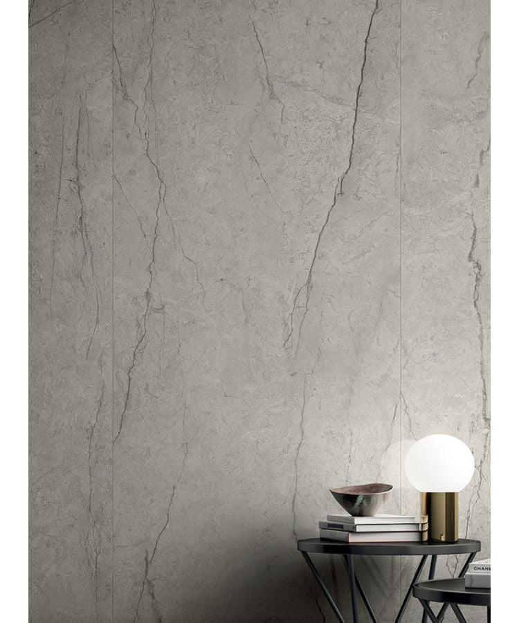 Gresie Boutique HBO 15 Silver Mat 120x260 cm