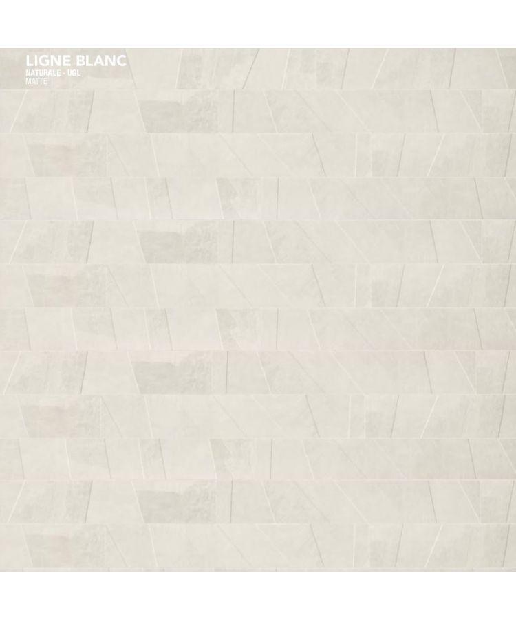Gresie Icone Bleu Blanc Ligne
