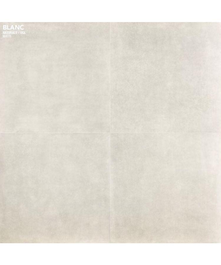 Gresie Icone Bleu Blanc Mat