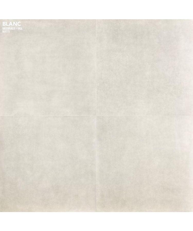 Gresie Icone Bleu Blanc Mat-60x60 cm