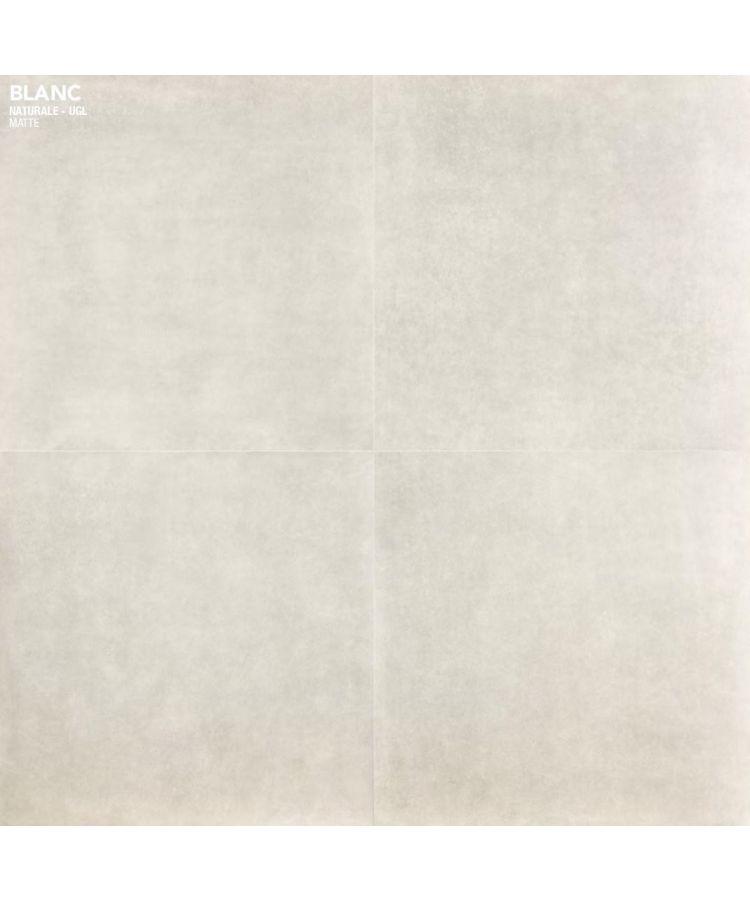 Gresie Icone Bleu Blanc Mat-120x120 cm