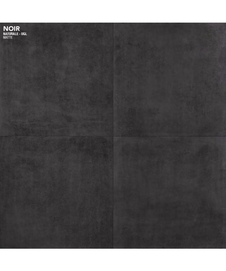 Gresie Icone Bleu Noir Mat