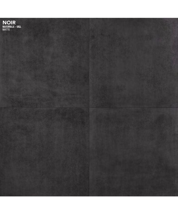 Gresie Icone Bleu Noir Mat-60x60 cm