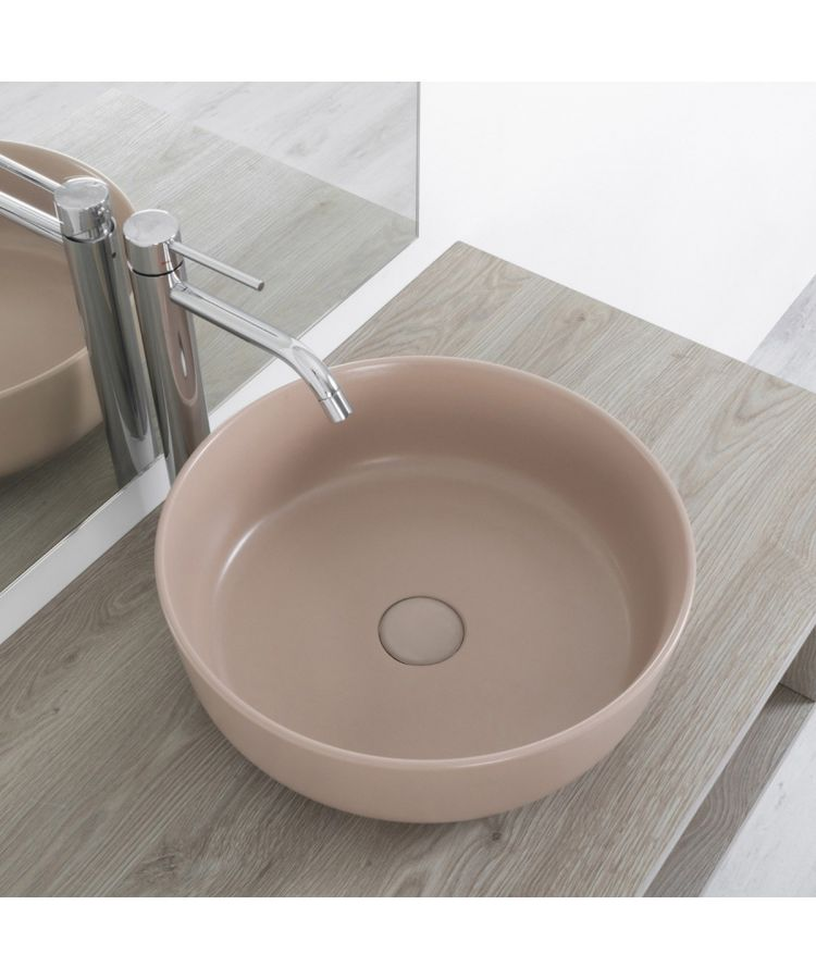 Lavoar Ceramica Rotund CLR3TM Ø 38 cm
