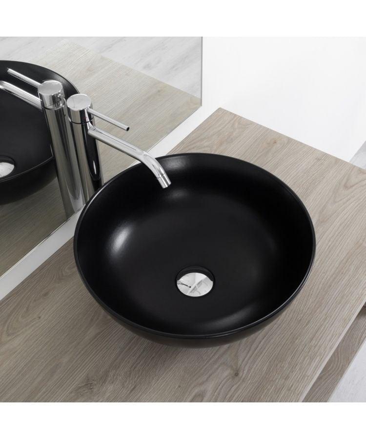 Lavoar Ceramica Rotund CLR6NM Ø 41 cm