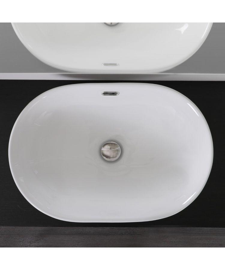 Lavoar Ceramica Oval LAV13 60x40 cm
