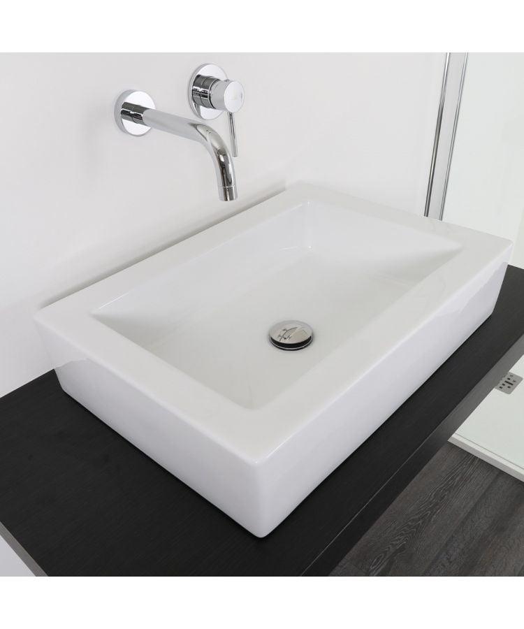 Lavoar Ceramica Dreptunghiular LAV17 57x40 cm