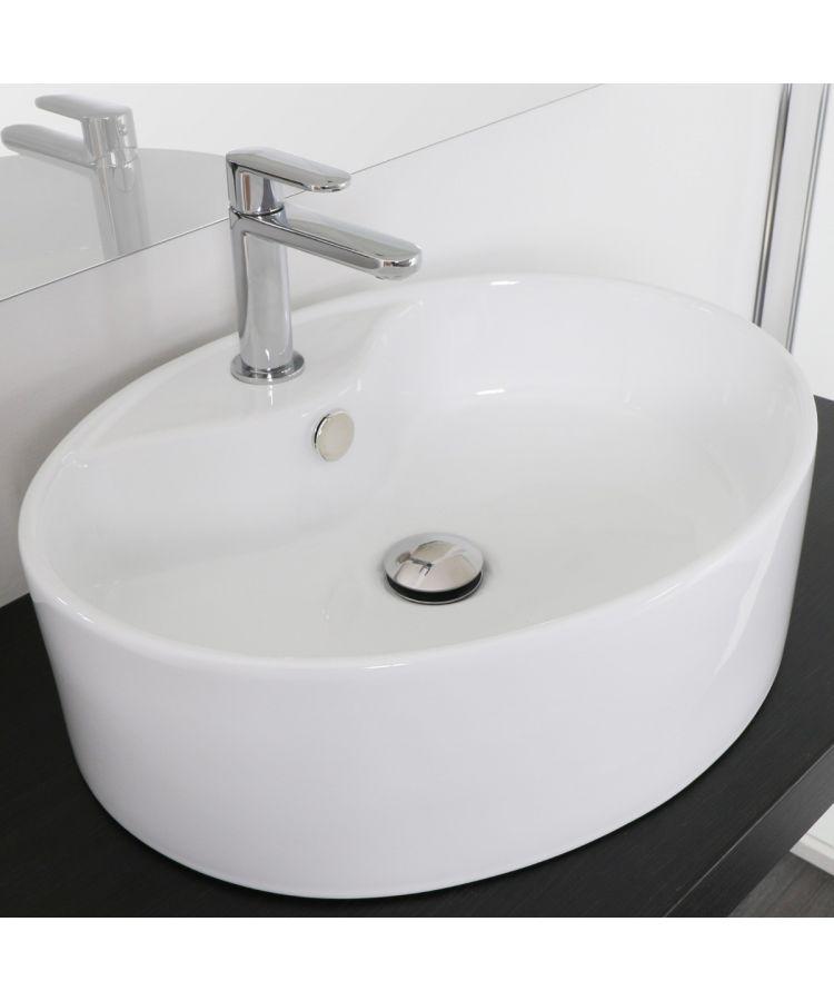 Lavoar Ceramica Oval LAV21 50x40 cm