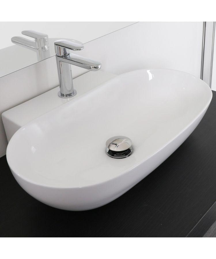 Lavoar Ceramica Oval LAV23 56x40 cm