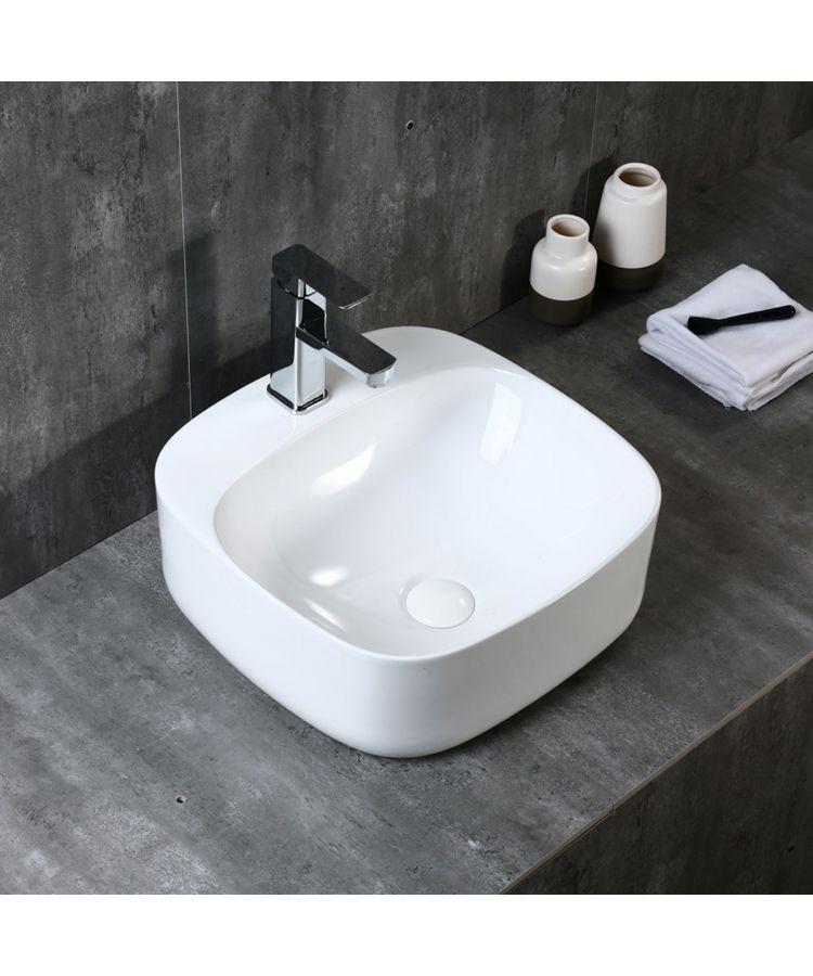 Lavoar Ceramica Patrat LAV44 42x42 cm
