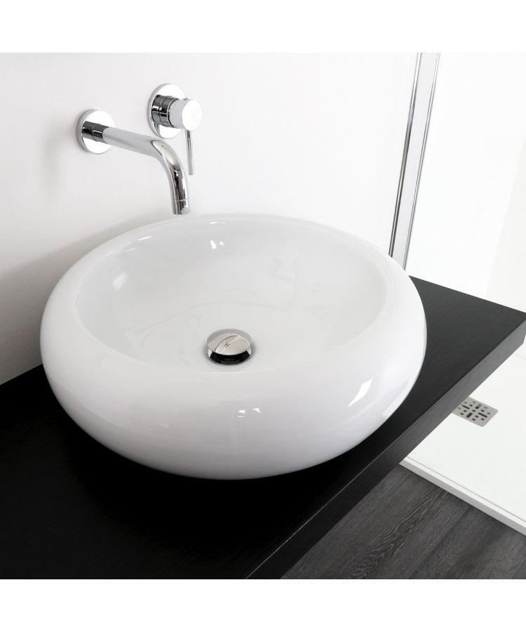 Lavoar Ceramica Rotund LAV45 Ø50 cm