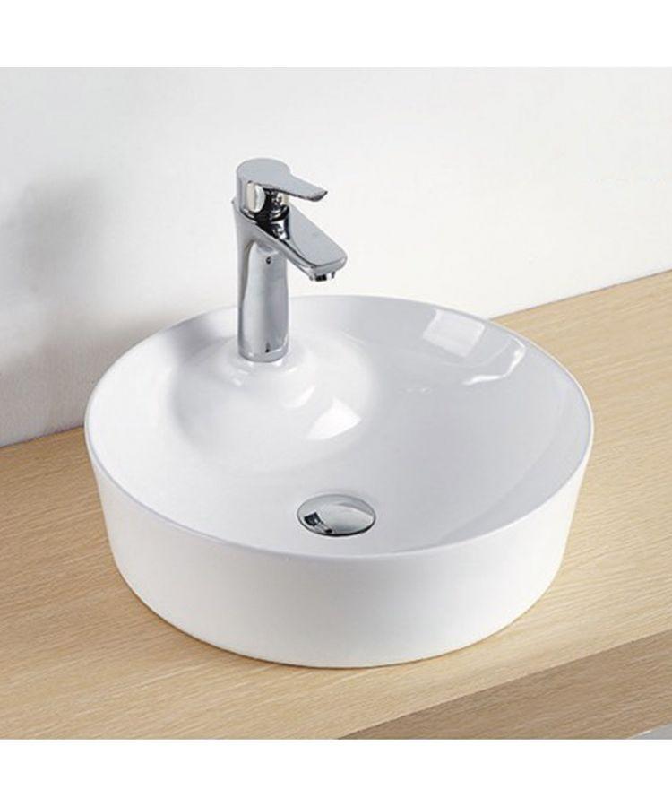 Lavoar Ceramica Rotund LAV47 Ø43.5 cm