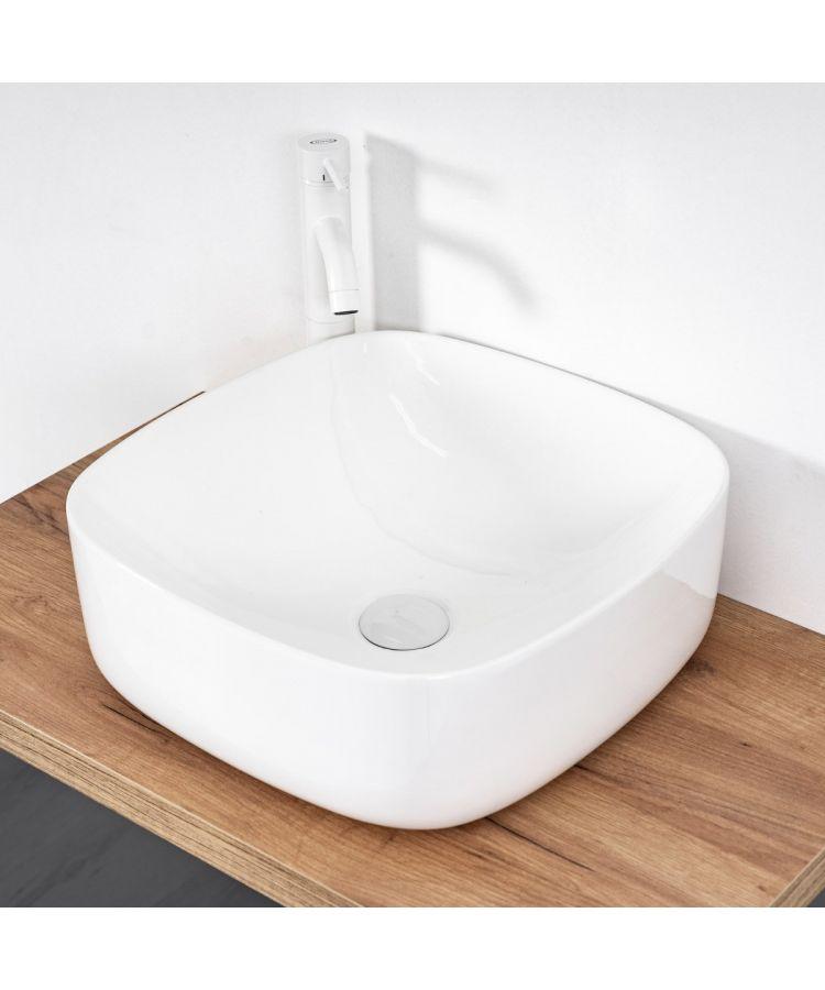 Lavoar Ceramica Patrat LAV48 42x42 cm
