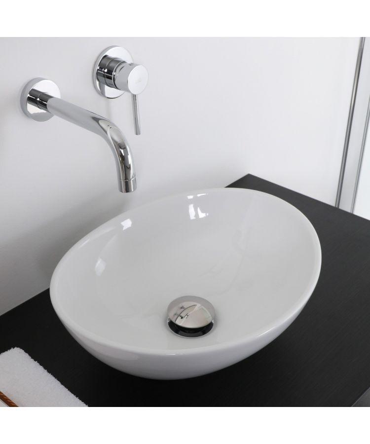 Lavoar Ceramica Oval LAV7 40x33 cm
