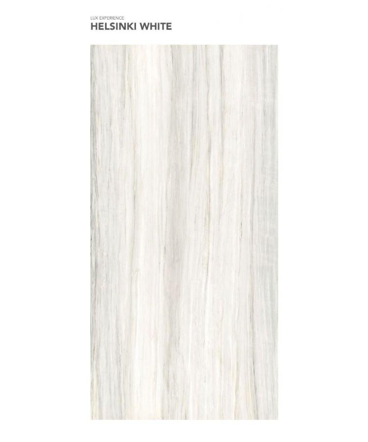 Gresie Helsinki White mat 30x60 cm