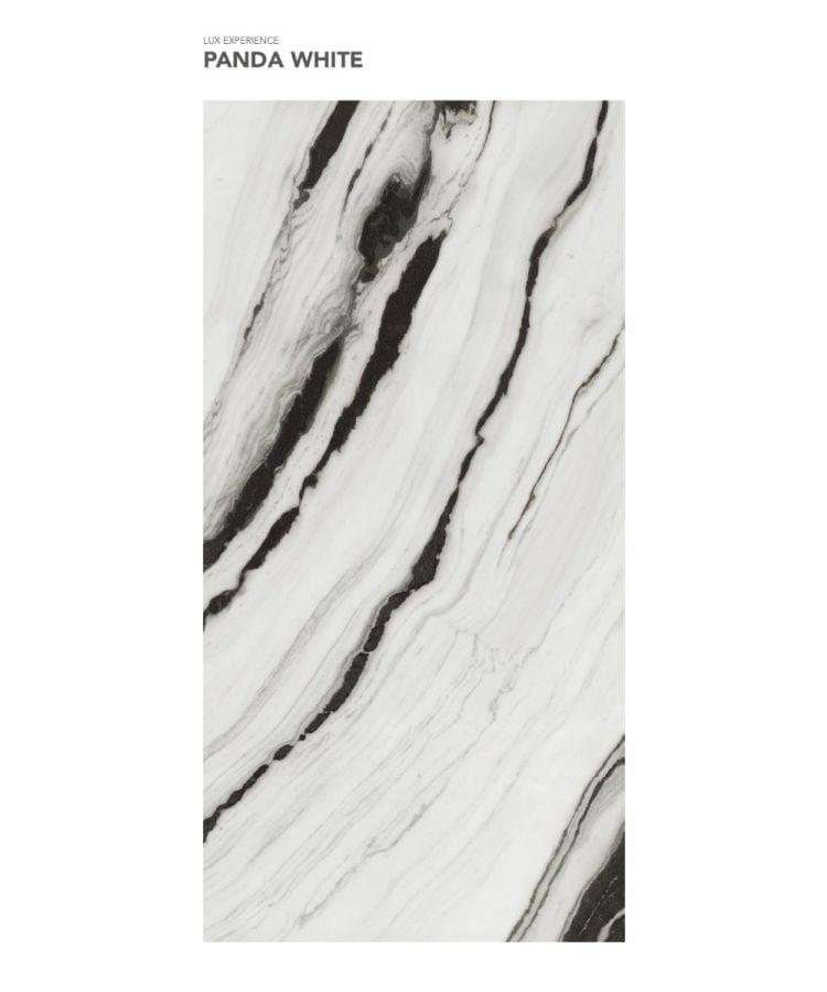 Gresie Panda White Lucios 120x260x0,6 cm