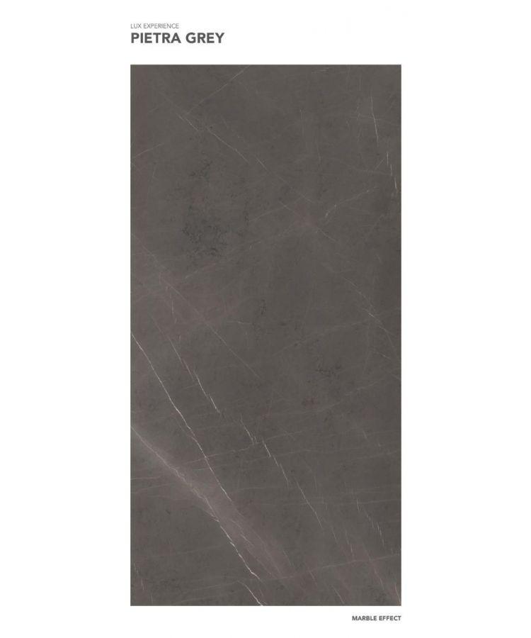 Gresie Pietra Grey lucios 160x320x0,6 cm