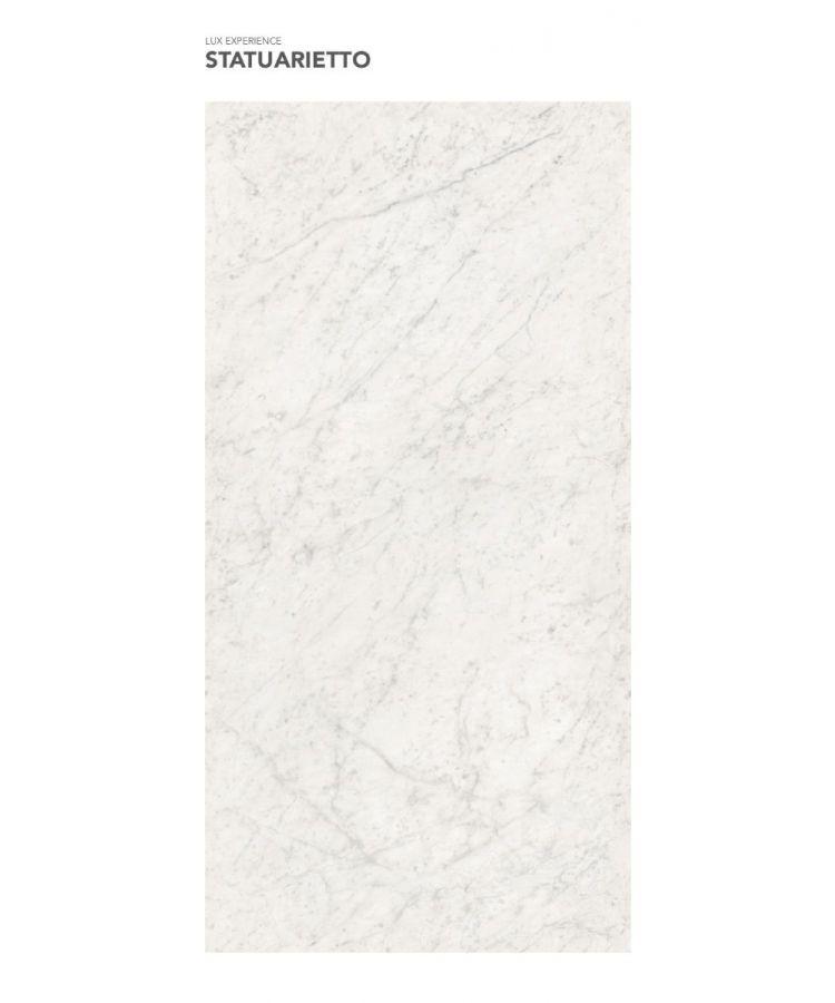 Gresie Statuarietto lucios 120x260x0,6 cm