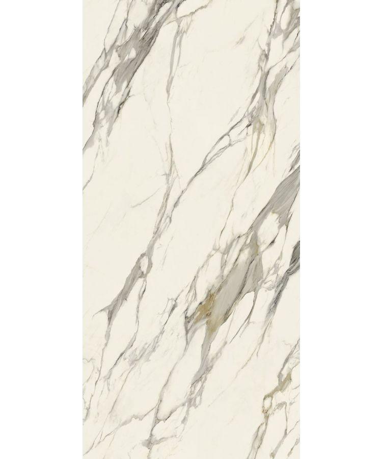 Gresie Imitatie Marmura HBO 7 Calacatta Oro-Lucios-120x260 cm