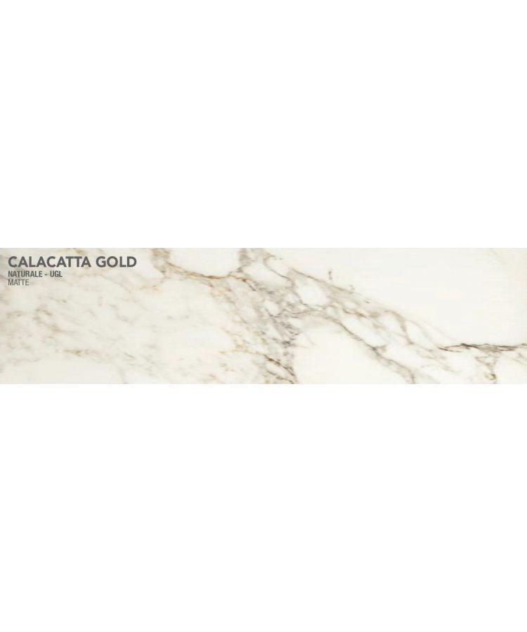 Gresie Calacatta Gold Mat 20x160 cm