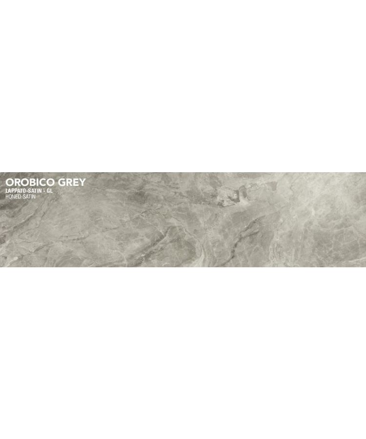 Gresie Orobico Grey Lucios Satinat 20x120 cm