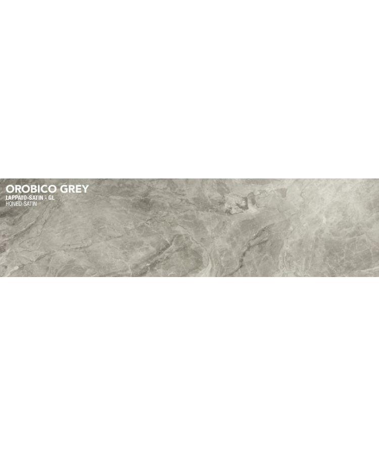 Gresie Orobico Grey Lucios Satinat 20x160 cm