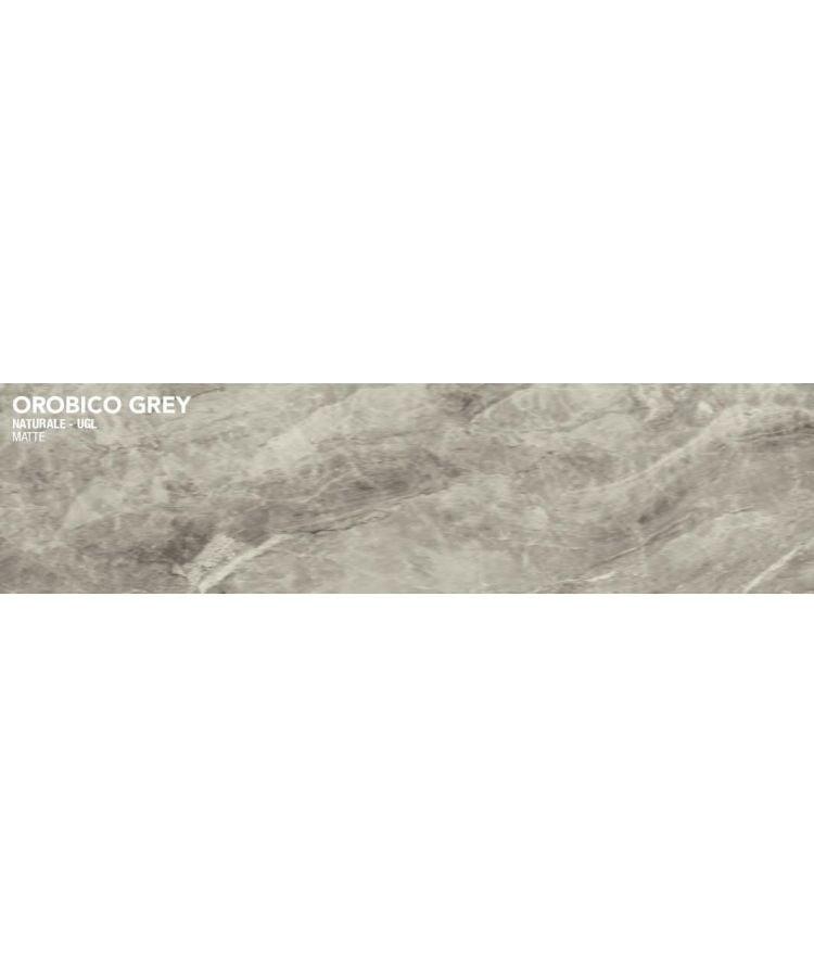 Gresie Orobico Grey Mat 20x120 cm