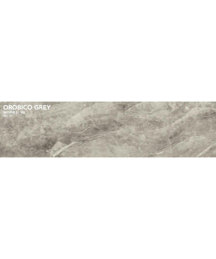 Gresie Orobico Grey Mat 20x160 cm