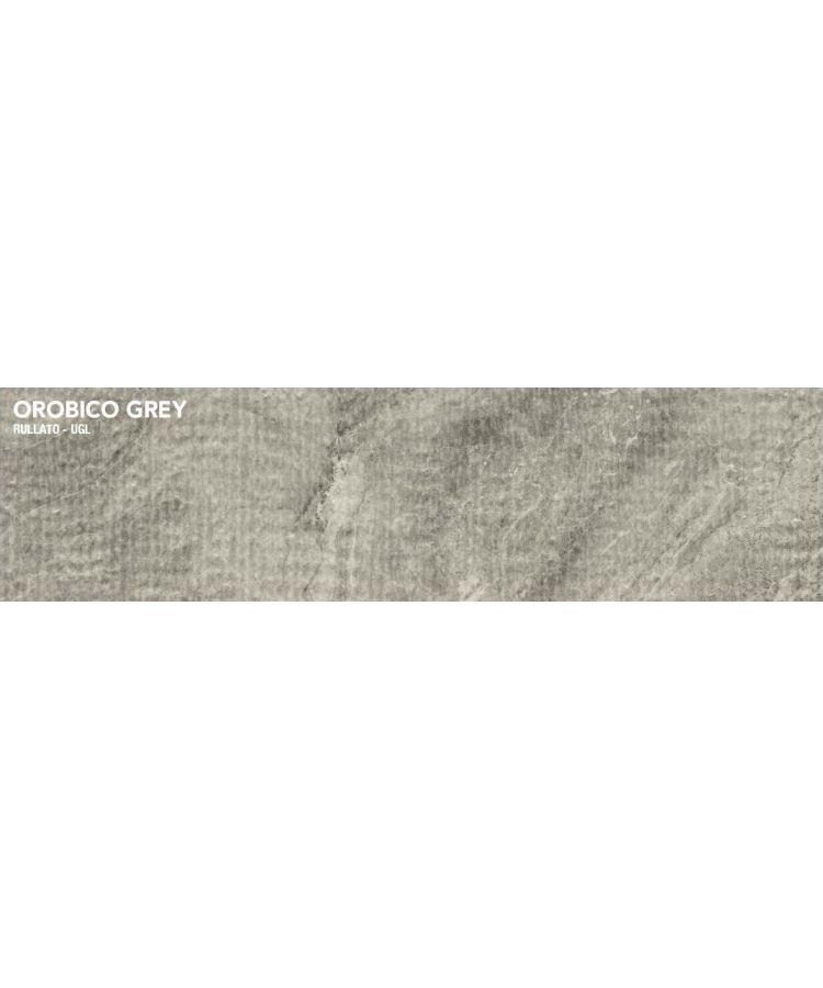 Gresie Orobico Grey Rulatto 20x120 cm