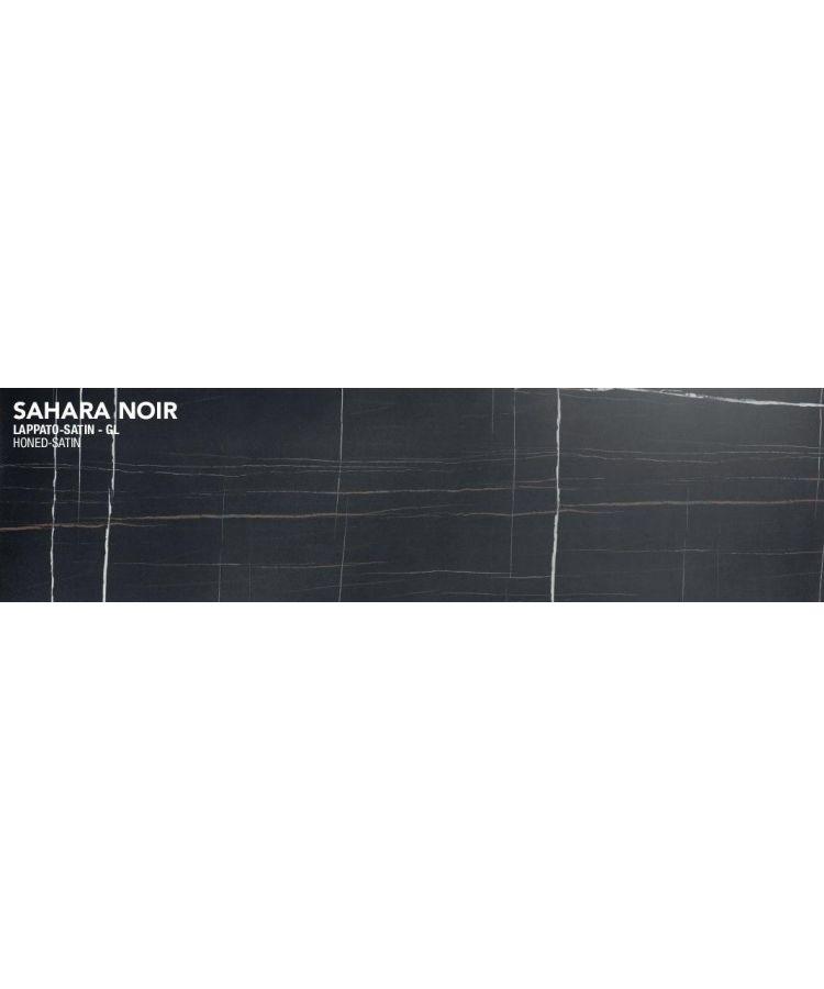 Gresie Sahara Noir Lucios Satinat 20x160 cm